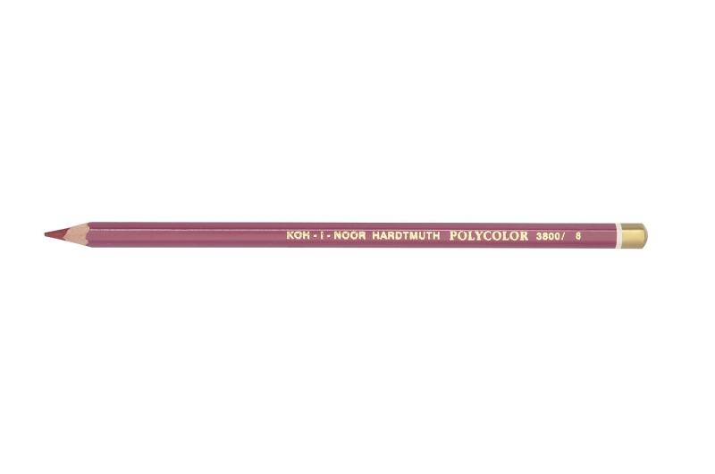 koh i noor coloured pencils polycolor bordeaux red meno muza art supplies